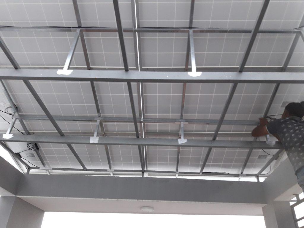 hệ thống điện năng lượng măt trời