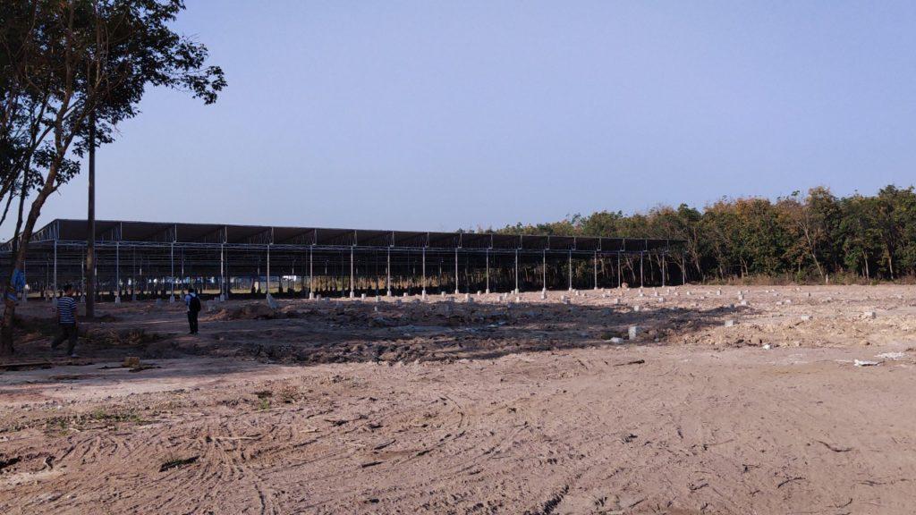 Trang trại kế hợp năng lượng mặt trời với sản xuất nông nghiệp